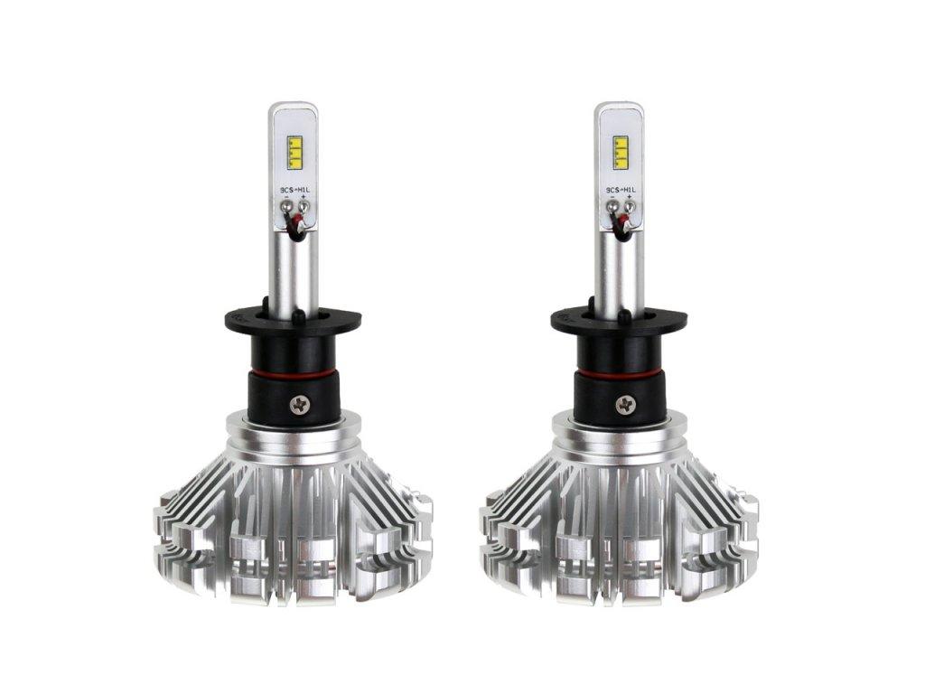 LED žiarovky hlavného svietenia H1 SX-séria AMiO