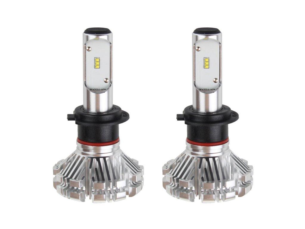 LED žiarovky pre hlavné svietenie H7 SX-séria AMiO