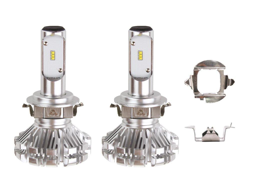 LED žiarovky hlavného svietenia H7-6 SX-séria AMiO