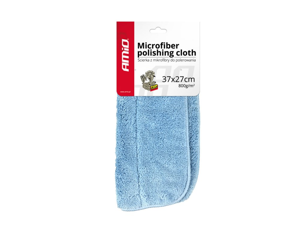 Leštiaca utierka z mikrovlákna 37x27cm 800g /m2