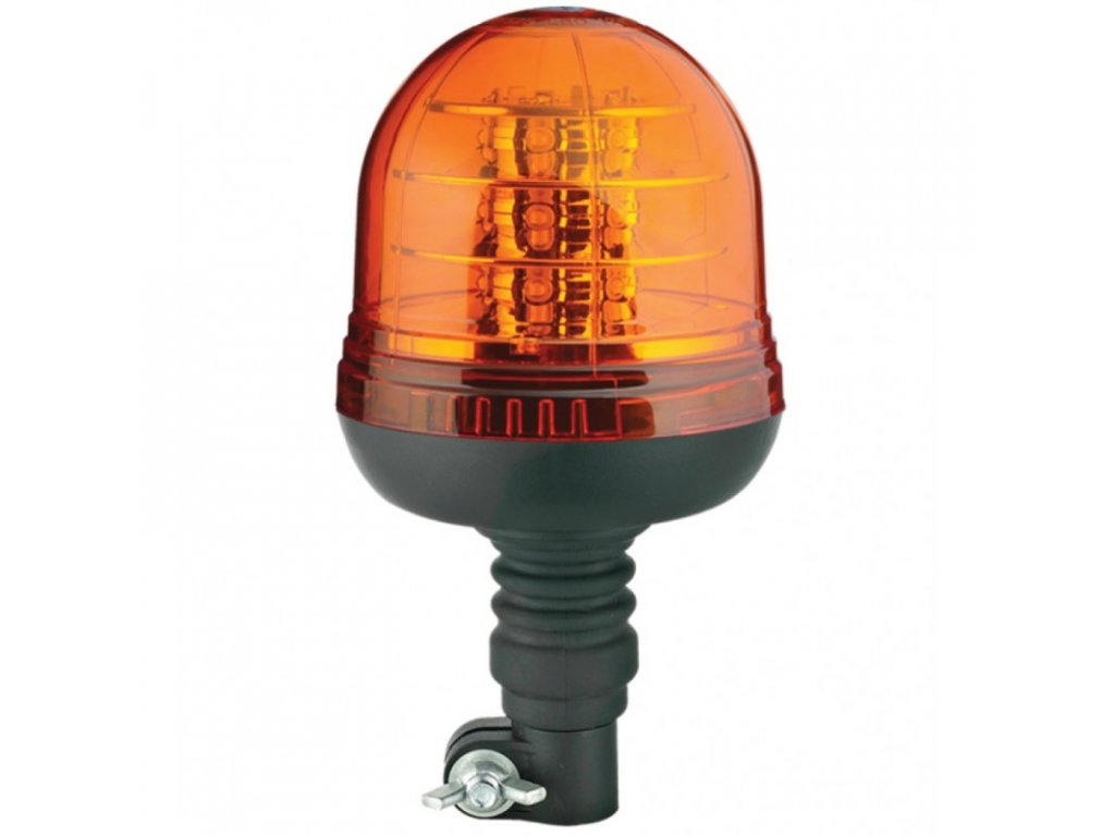 Výstražný maják LED R65 R10 12/24V