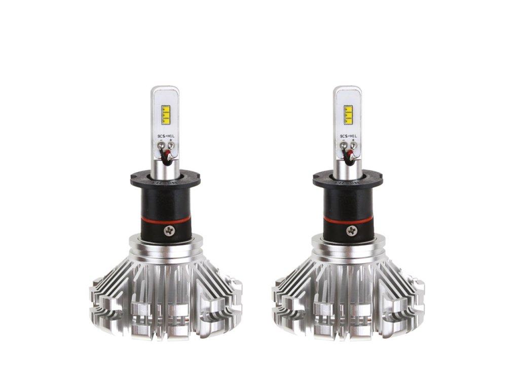 LED žiarovky pre hlavné svietenie H3 SX-séria AMiO