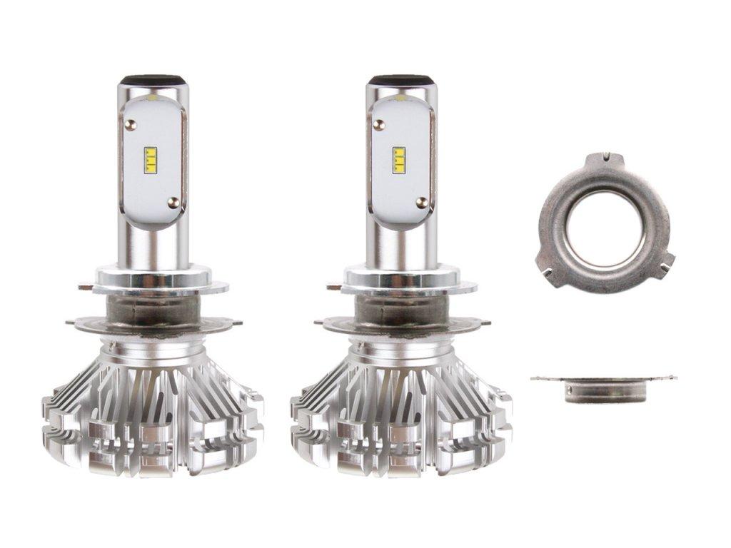 LED žiarovky pre hlavné svietenie H7-2 SX-séria AMiO