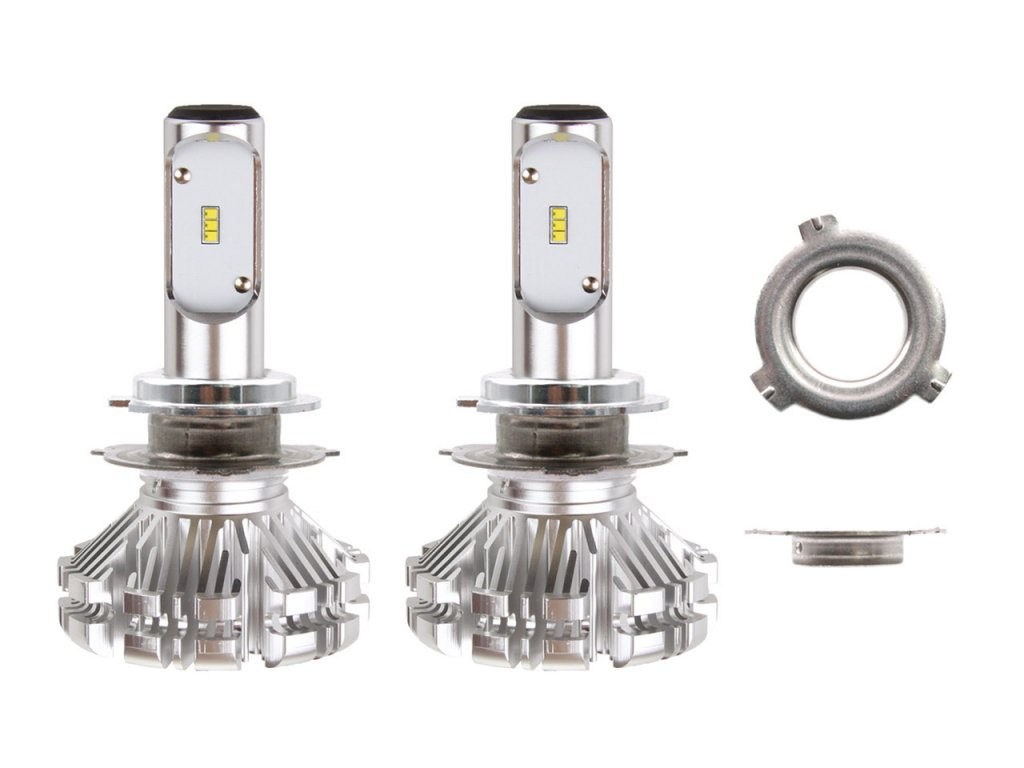 LED žiarovky pre hlavné svietenie H7-3 SX-séria AMiO