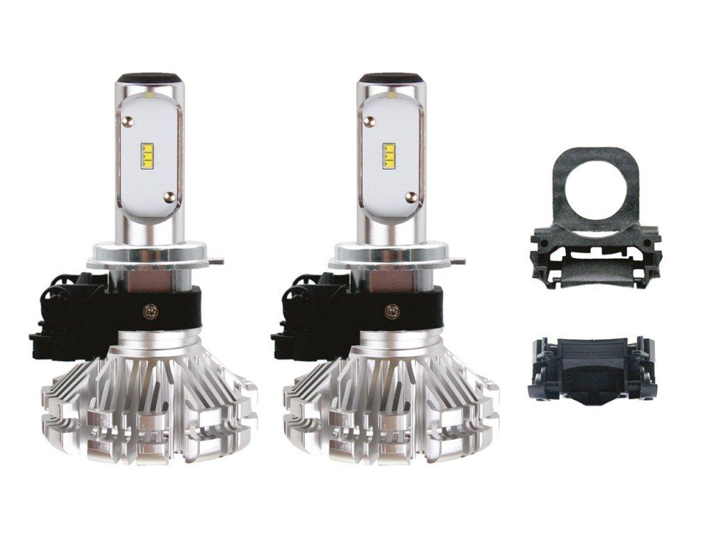 LED žiarovky pre hlavné svietenie H7-5 SX-séria AMiO