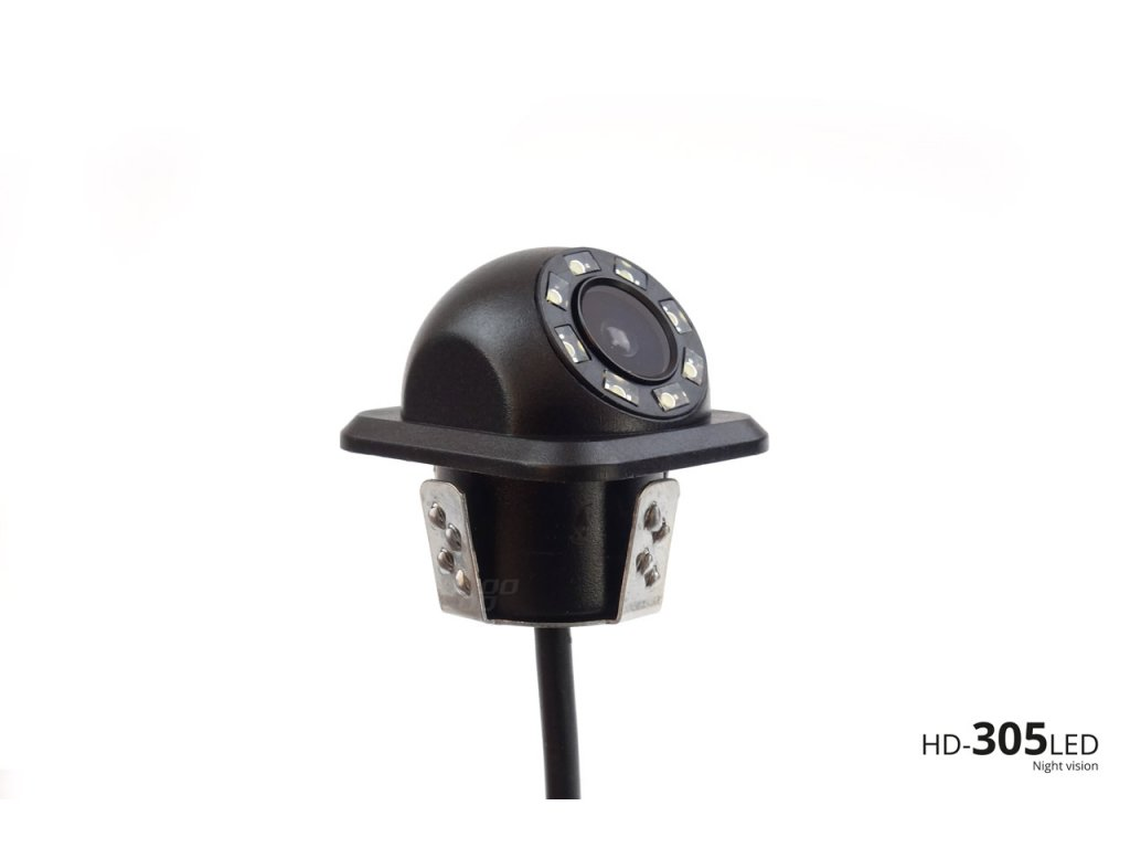 "Cúvacia kamera HD-305 LED ""Night Vision"" 18 mm"