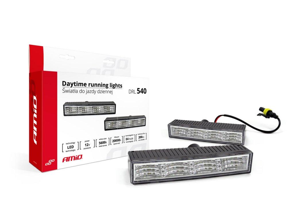 Svetlá pre denné svietenie DRL 540