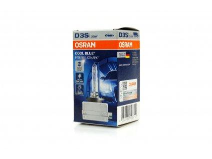 OSRAM výbojka D3S 35W xenónová Cool Blue Intense