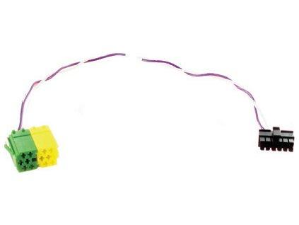 Connects2 kábel autorádií BLAUPUNKT