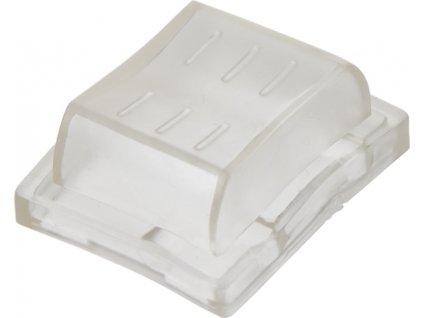 Kryt ochranný na kolískový vypínač veľký (31x25,5)