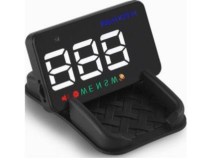 """HEAD UP DISPLEJ 3,5 """", GPS merač rýchlosti"""