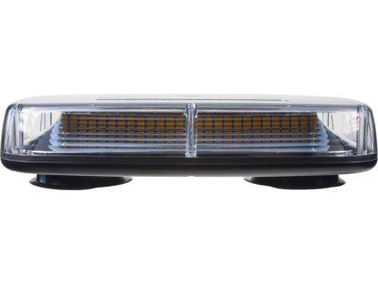Rampa oranžová, 72x SMD LED, magnet, 12-24V, 280mm, ECE R65
