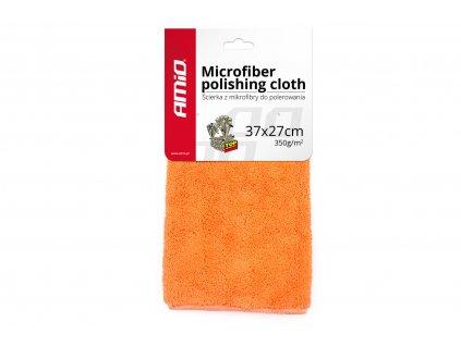 Utierka na leštenie z mikrovlákna 37x27cm , 350g/m2