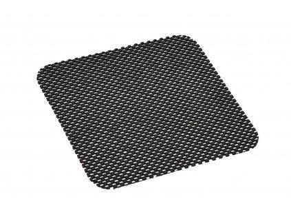 Protišmyková podložka čierna 19x22cm NSM-01