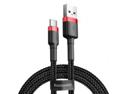Kábel USB do USB-C BASEUS Cafule 2A 200 cm