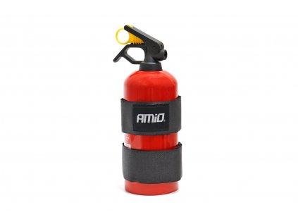 Držiak hasiaceho prístroja na suchý zips