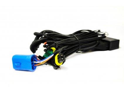 HiD bixenónová kabeláž HB5-3 (9007-3) HB1-3 (9004-3)