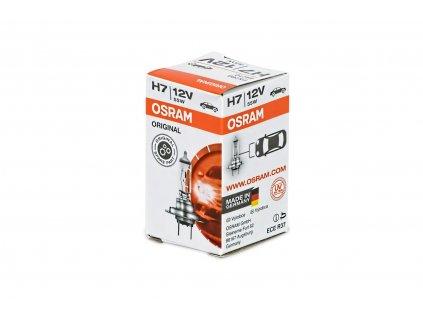 Halogénová žiarovka Osram H7 PX26D 12V 55W