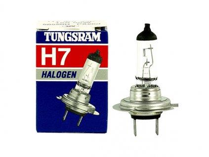 Halogénová žiarovka TUNGSRAM H7 55W PX26D