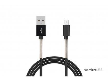 Kábel micro USB Full LINK 2,4A