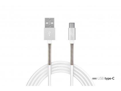 Kábel USB typ-C Full LINK 2,4 A