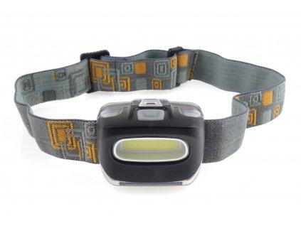 Čelovka LED COB 3xAAA 150Flux IPX3