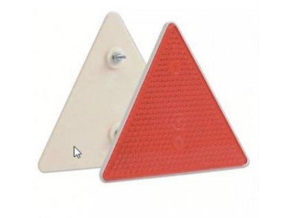 Výstražný trojuholník pre prívesný vozík