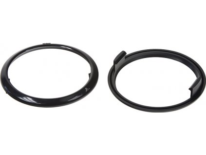 Redukčný krúžok pre svetla sj-288 čierny 5mm
