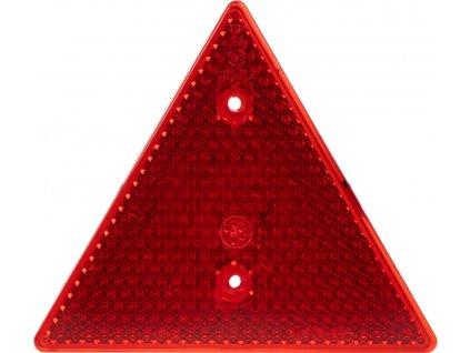Zadné odrazový element - trojuholník