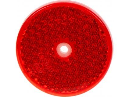 Zadné (červený) odrazový element - koliesko pr.60mm