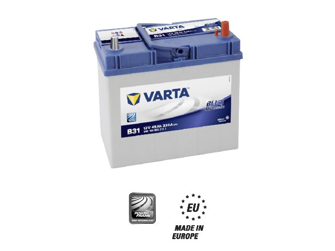 VARTA Blue Dynamic with icons 545155033