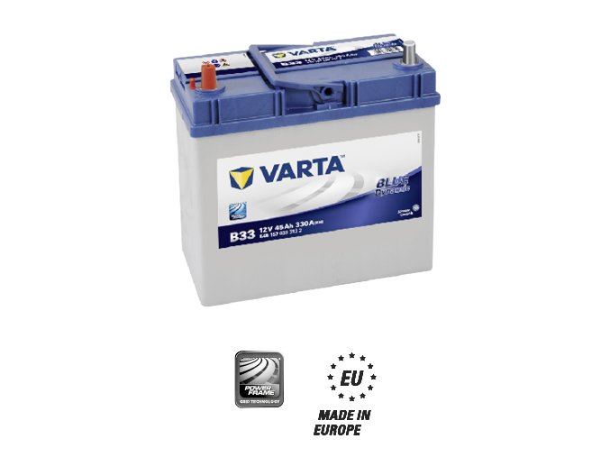 VARTA Blue Dynamic with icons 545157033