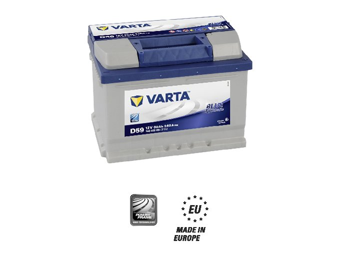VARTA Blue Dynamic with icons 560409054