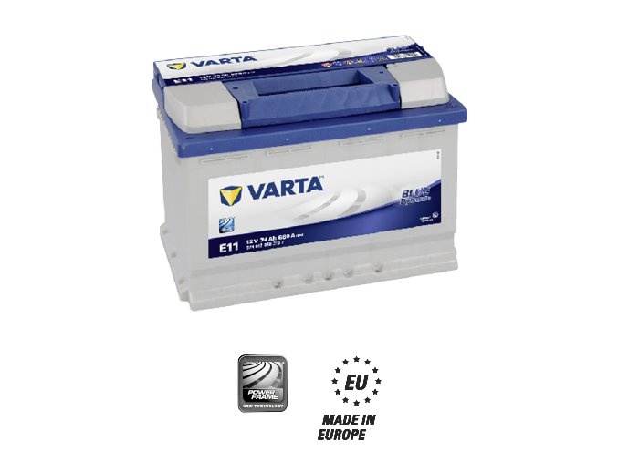 VARTA Blue Dynamic with icons 574012068
