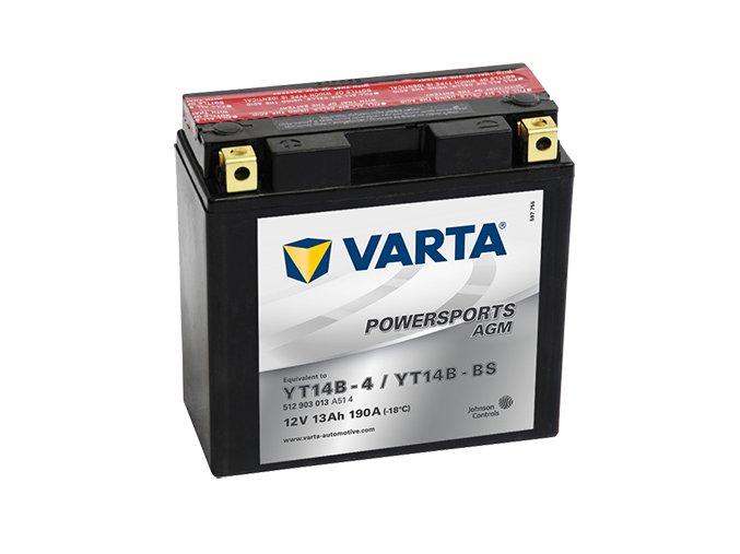 Motobaterie Varta Powersports 512 903 013