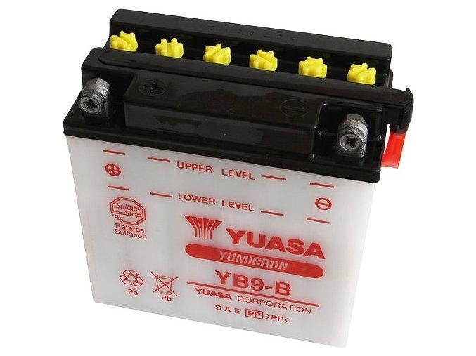 YB9 B orez