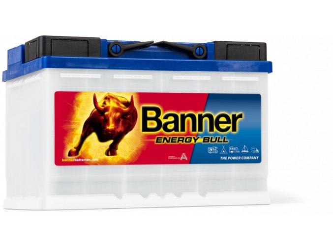 Trakční akumulátor Banner Energy Bull 95601 12V 80Ah C20