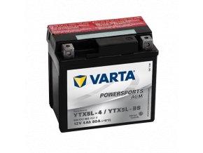Motobaterie Varta Powersports 504 012 003