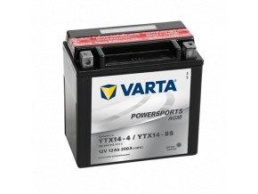 Motobaterie Varta Powersports 512 014 010