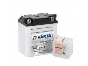 Motobaterie Varta Powersports Freshpack 006 012 003