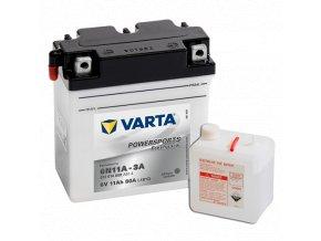 Motobaterie Varta Powersports Freshpack 012 014 008