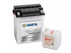 Motobaterie Varta Powersports Freshpack 514 011 014