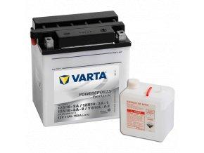 Motobaterie Varta Powersports Freshpack 511 012 009