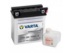 Motobaterie Varta Powersports Freshpack 505 012 003
