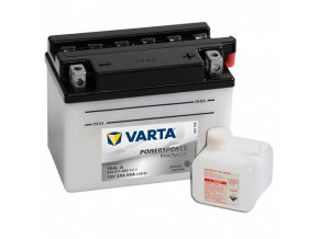 Motobaterie Varta Powersports Freshpack 504 011 002