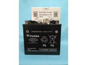 Motobaterie Yuasa YTX14L-BS
