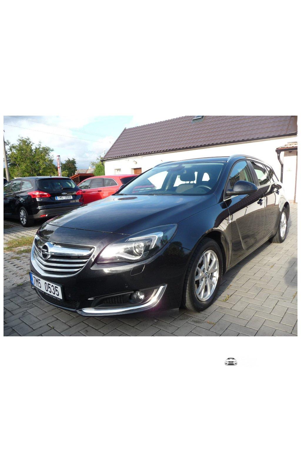 Opel Insignia 2.0 CDTi 103kW Sports navigace bixenony