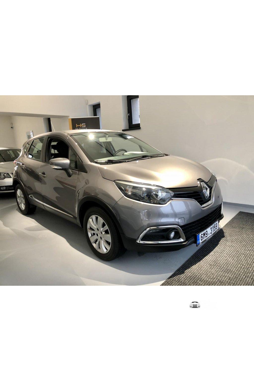 Renault Captur 1.5 DCi 66kW Energybusiness navigace
