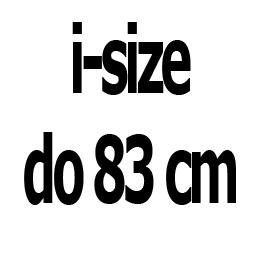 Kategorie i-Size do 83 cm