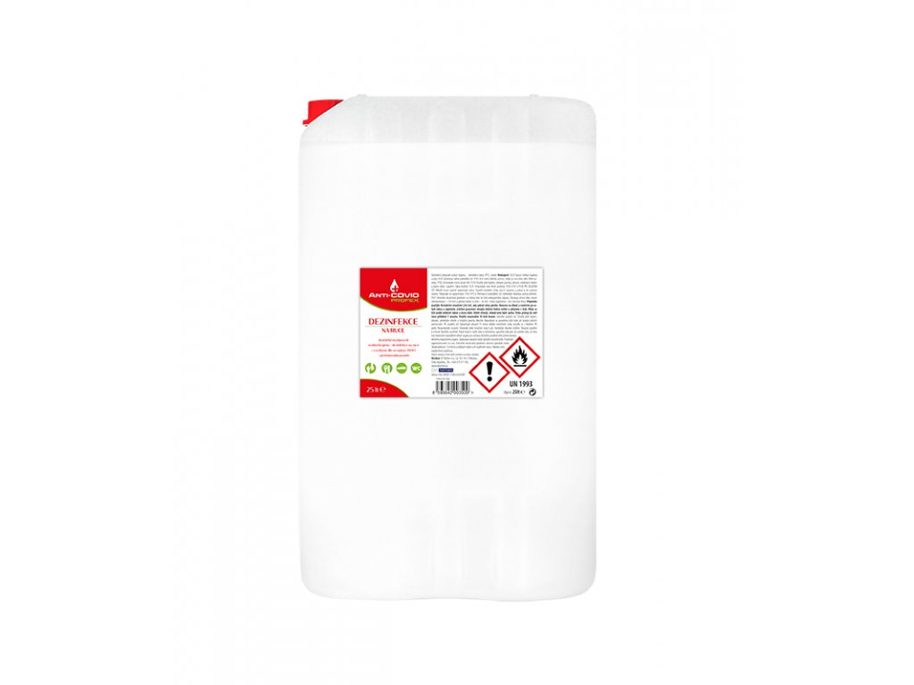 PROFEX ANTI-COVID DEZINFEKCE 25 L  Dezinfekce 25 L